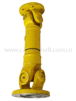 Medium Alloy Steel Cardan Shaft