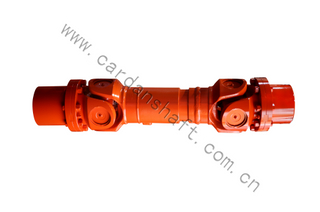 Top Quality Industrial Drive Shaft for Rolling Mill